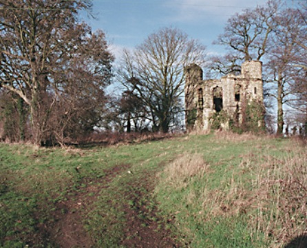 Dinton Caslte folly